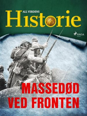 cover image of Massedød ved fronten