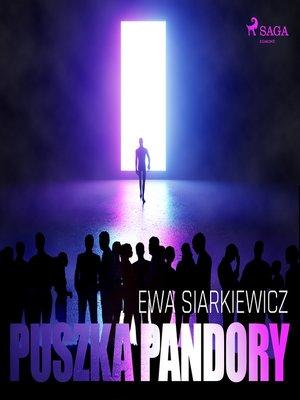 cover image of Puszka Pandory