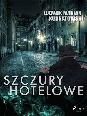 cover image of Szczury hotelowe