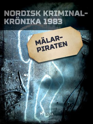 cover image of Mälarpiraten