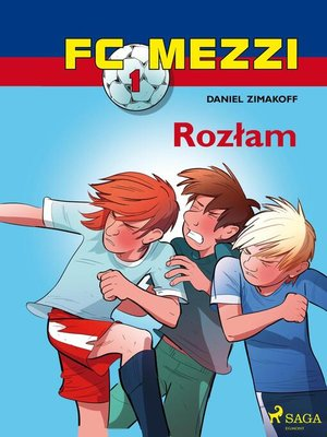 cover image of FC Mezzi 1--Rozłam