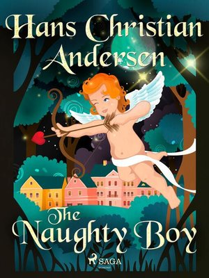 cover image of The Naughty Boy