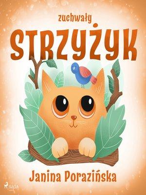 cover image of Zuchwały strzyżyk