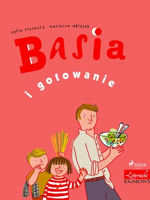 cover image of Basia i gotowanie