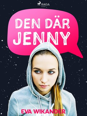 cover image of Den där Jenny