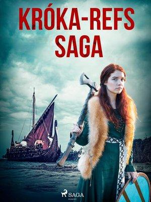 cover image of Króka-Refs saga