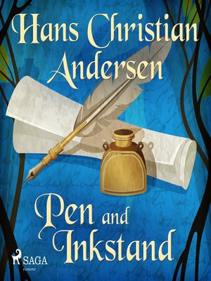 cover image of Pen and Inkstand