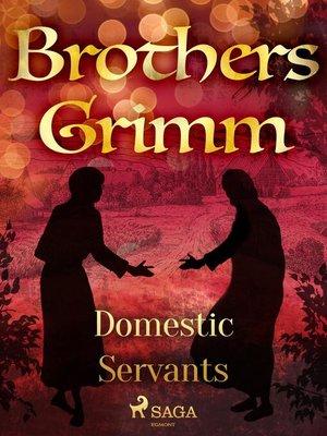 cover image of Domestic Servants