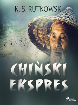 cover image of Chiński ekspres