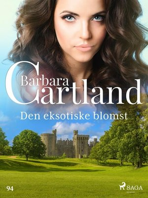cover image of Den eksotiske blomst