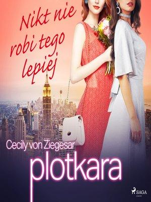 cover image of Plotkara 7
