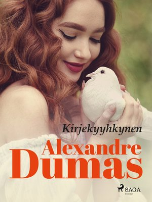 cover image of Kirjekyyhkynen