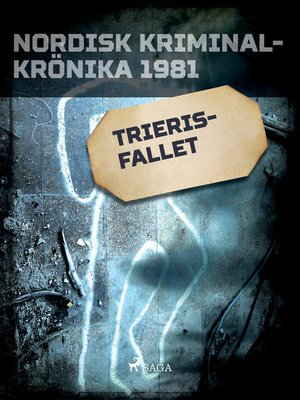 cover image of Trieris-fallet
