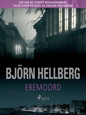 cover image of Eremoord