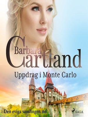 cover image of Uppdrag i Monte Carlo