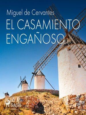 cover image of El casamiento engañoso