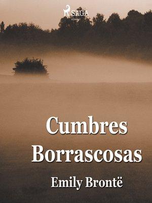 cover image of Cumbres Borrascosas--Dramatizado