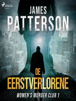 cover image of De eerstverlorene