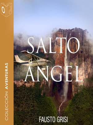 cover image of Salto Ángel--dramatizado