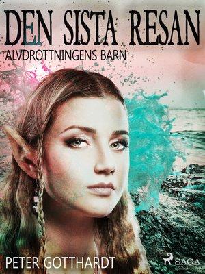 cover image of Alvdrottningens barn 8