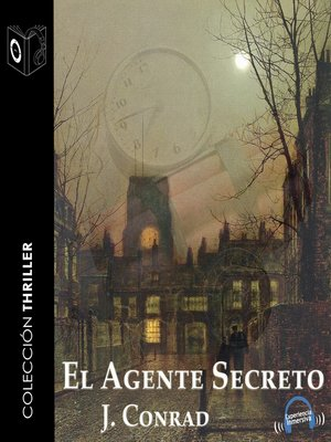 cover image of El Agente Secreto--Dramatizado