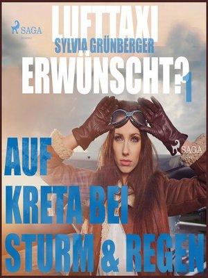 cover image of Lufttaxi gewünscht?, 1