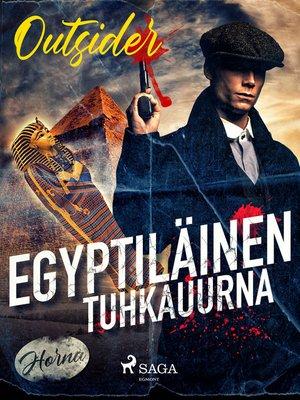 cover image of Egyptiläinen tuhkauurna