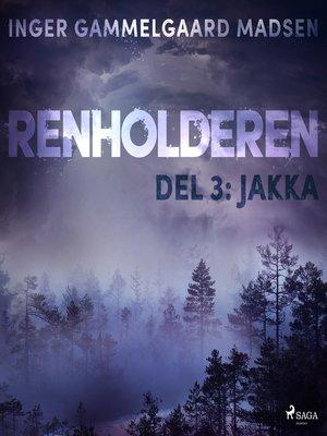 cover image of Renholderen 3