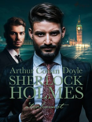 cover image of Sherlock Holmes återkomst