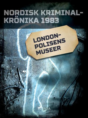 cover image of Londonpolisens museer