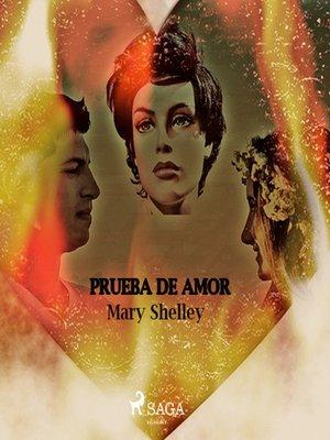 cover image of Prueba de amor