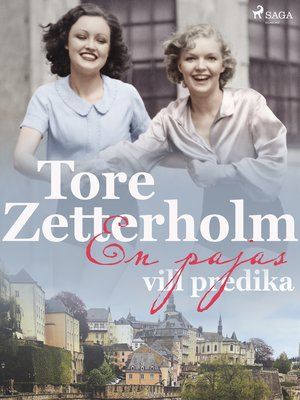 cover image of En pajas vill predika