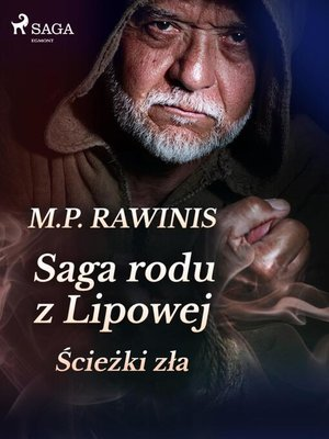 cover image of Saga rodu z Lipowej 5