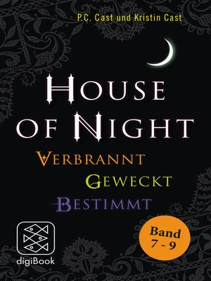 cover image of »House of Night« Paket 3 (Band 7-9)