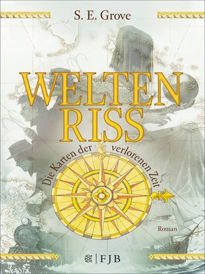 cover image of Weltenriss
