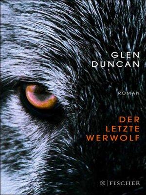 cover image of Der letzte Werwolf