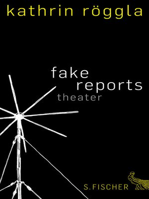 cover image of fake reports