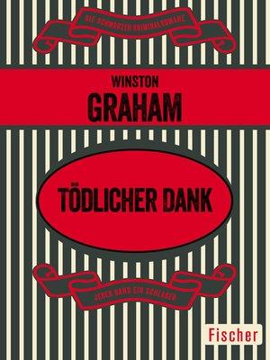 cover image of Tödlicher Dank
