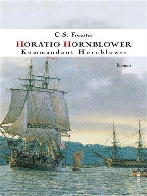 cover image of Kommandant Hornblower