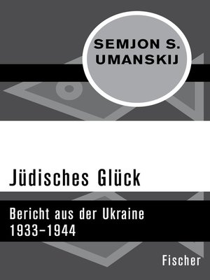 cover image of Jüdisches Glück