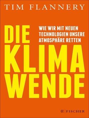 cover image of Die Klimawende