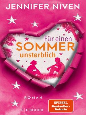 cover image of Für einen Sommer unsterblich
