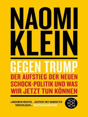 cover image of Gegen Trump