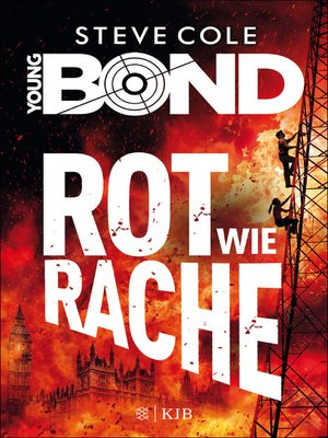 cover image of Young Bond – Rot wie Rache