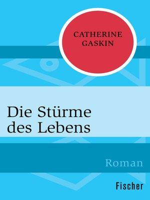 cover image of Die Stürme des Lebens