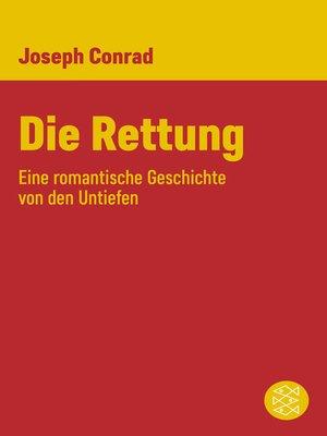cover image of Die Rettung