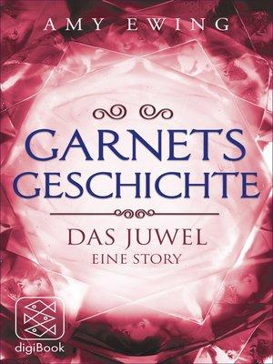 cover image of Garnets Geschichte