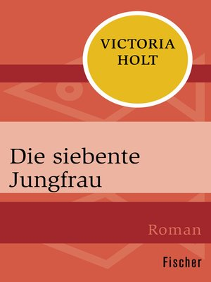 cover image of Die siebente Jungfrau