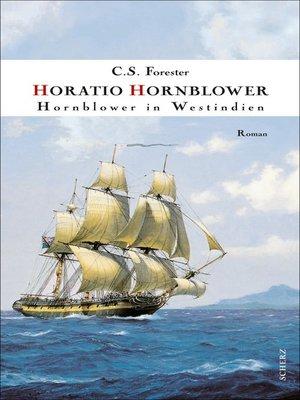 cover image of Hornblower in Westindien