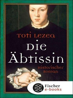 cover image of Die Äbtissin